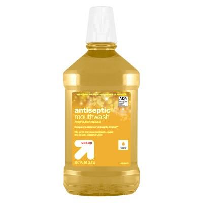 Antiseptic Mouthwash - Original Flavor - 1.5L - up & up™