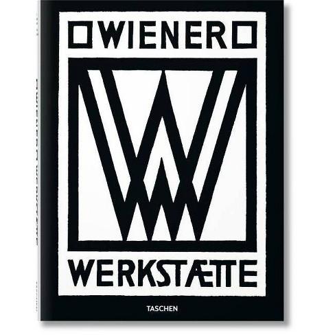 Wiener Werkst�tte - by  Gabriele Fahr-Becker (Hardcover) - image 1 of 1