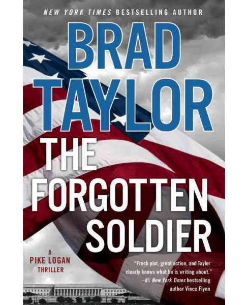 Forgotten Soldier (Reprint) (Paperback) (Brad Taylor) - image 1 of 1