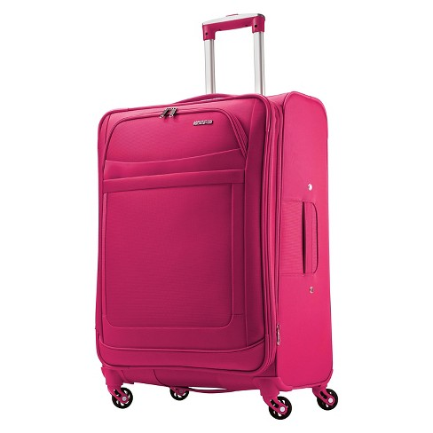 """American Tourister iLite Max Spinner Suitcase - Raspberry (25"""") - image 1 of 4"""