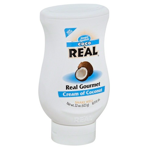 Coco Real Cream of Coconut Drink Mix - 16.9 fl oz Bottle - image 1 of 1