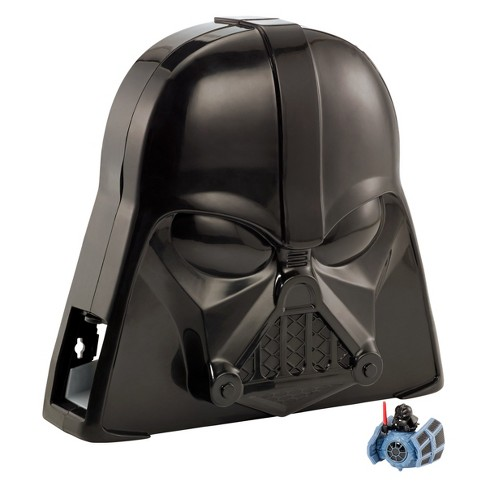 Hot Wheels Star Wars Darth Vader Battle Rollers Play Case - image 1 of 10