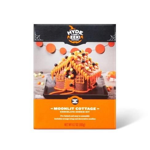 Halloween Moonlit Cottage Chocolate Cookie Kit - 6.7oz - Hyde & EEK! Boutique™ - image 1 of 4