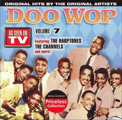 Various - Doo Wop As Seen On Tv Vol 7 (CD) - image 1 of 1