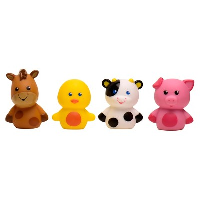 Magic Years Farm Animals Finger Puppets