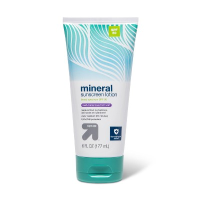Mineral Sunscreen Lotion - up & up™