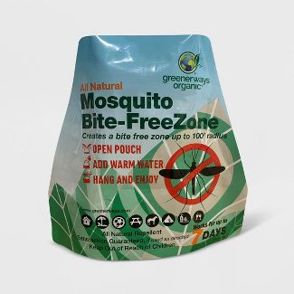 Zone Mosquito Repellent Pouch - Greenerways Organic