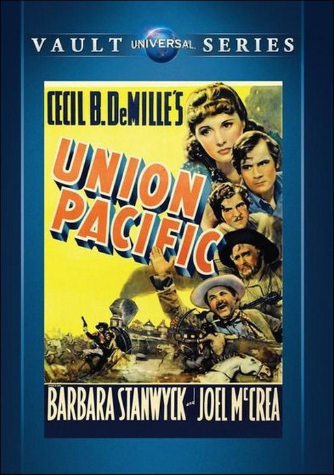 Union Pacific (DVD) - image 1 of 1
