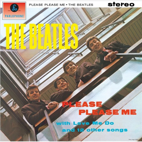 Beatles - Please Please Me (Vinyl) - image 1 of 1