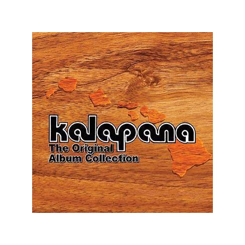 Kalapana - Kalapana: The Original Album Collection (CD) - image 1 of 1