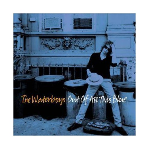 The Waterboys - Out of All This Blue (CD) - image 1 of 1
