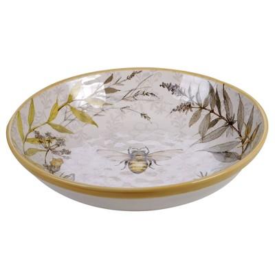 144oz Earthenware Sweet As A Bee Serving Bowl - Certified International