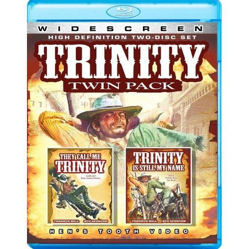 Trinity Collection (Blu-ray) - image 1 of 1
