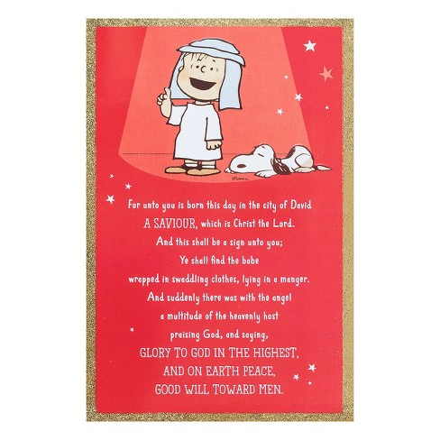 Dayspring 18ct Peanuts Holiday Boxed Cards - image 1 of 2