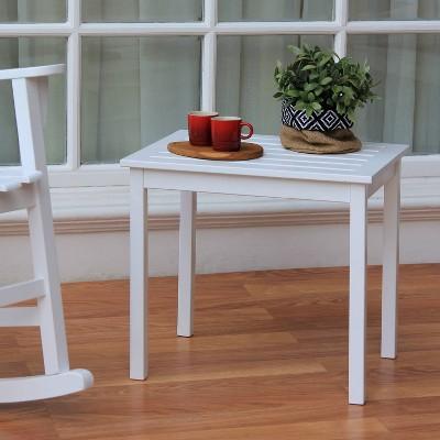 Alston Wood Porch Side Table - Cambridge Casual