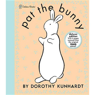 Pat the Bunny (Hardcover)(Dorothy Meserve Kunhardt)