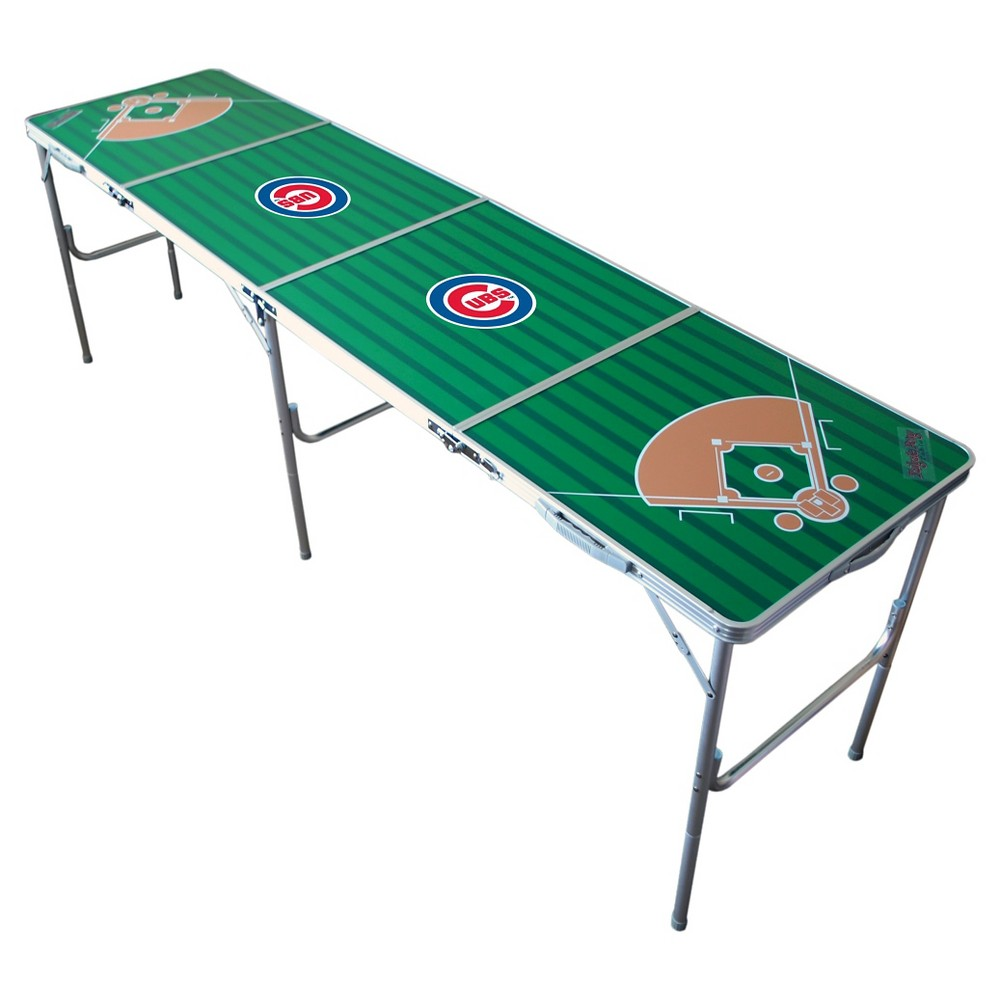 Chicago Cubs Wild Sports Tailgate Table - 2'x8'