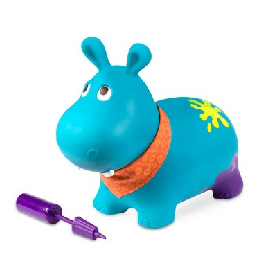 B. toys Inflatable Hippo Bouncer Bouncy Boing - Hanky Pants