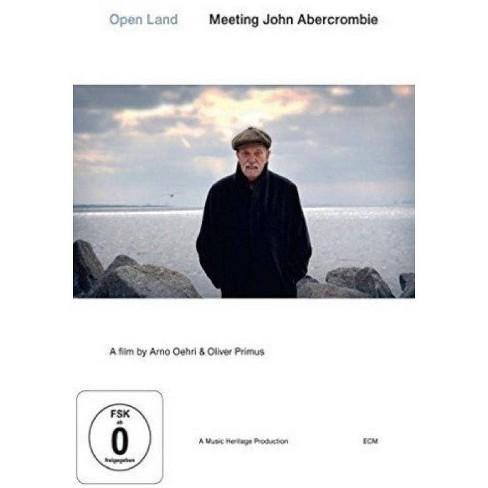 Open Land: Meeting John Abercrombie (DVD) - image 1 of 1