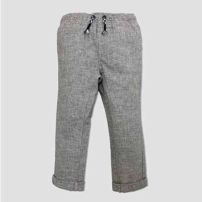 Toddler Boys' Summer Pull-On Pants - Cat & Jack™ Gray 3T
