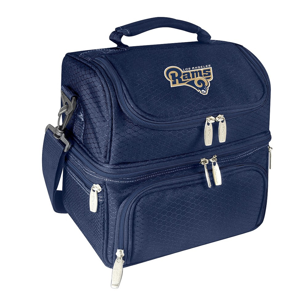 Los Angeles Rams - Pranzo Lunch Tote by Picnic Time (Navy)