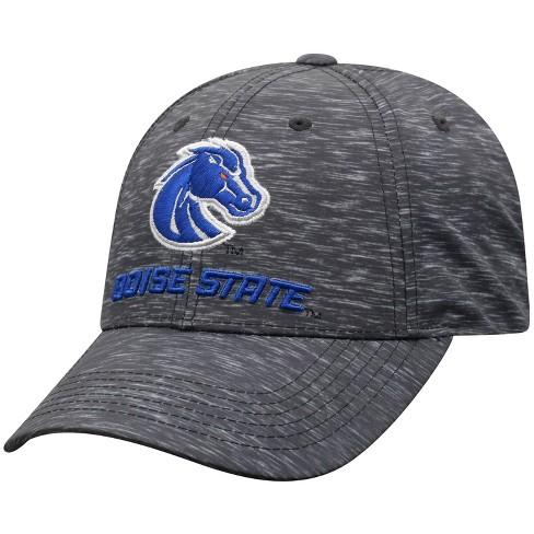 d5bf78b071a342 NCAA Men's Boise State Broncos Charcoal Spacedye Hat : Target