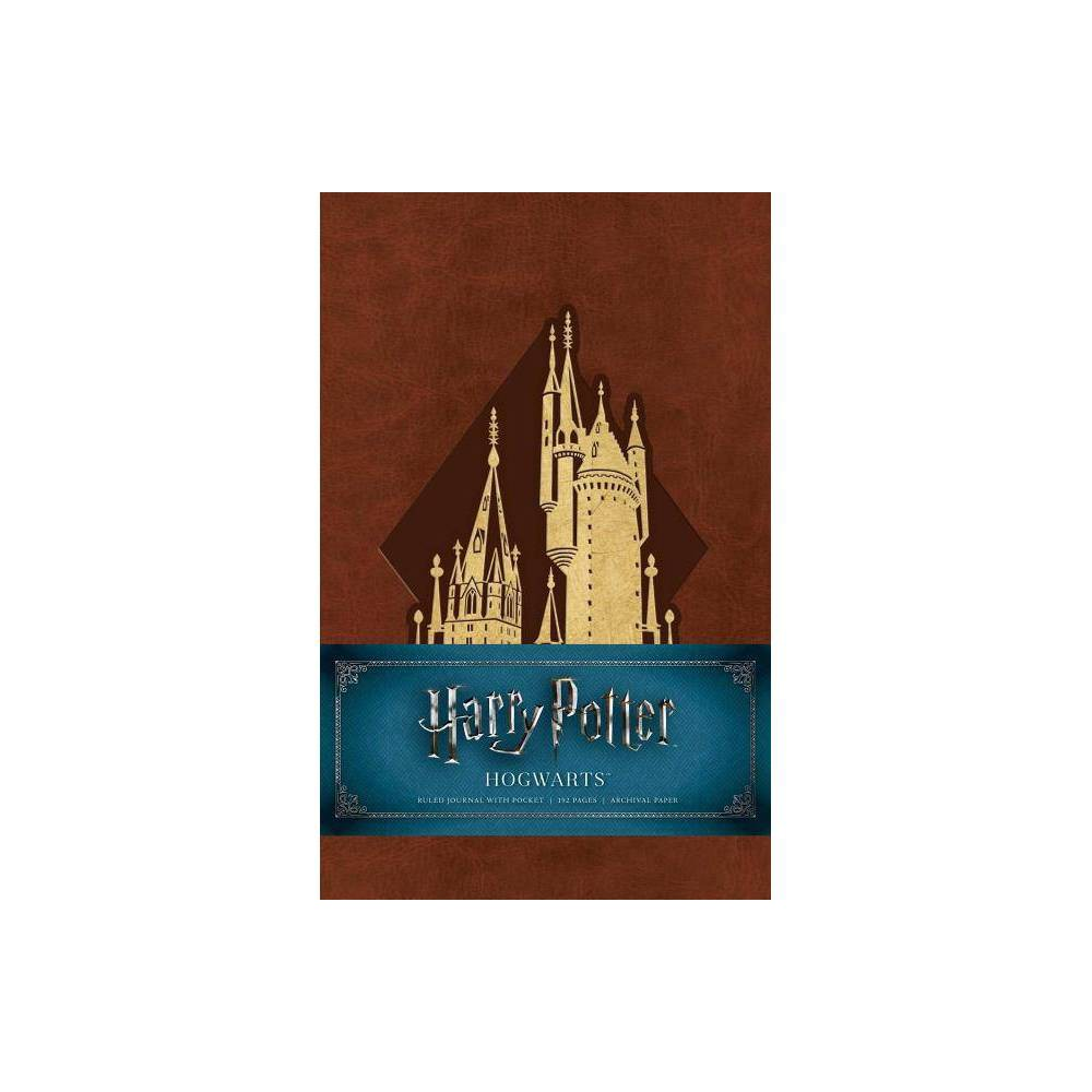Harry Potter - Hogwarts Hardcover Ruled Journal - by Insight Editions Coupons