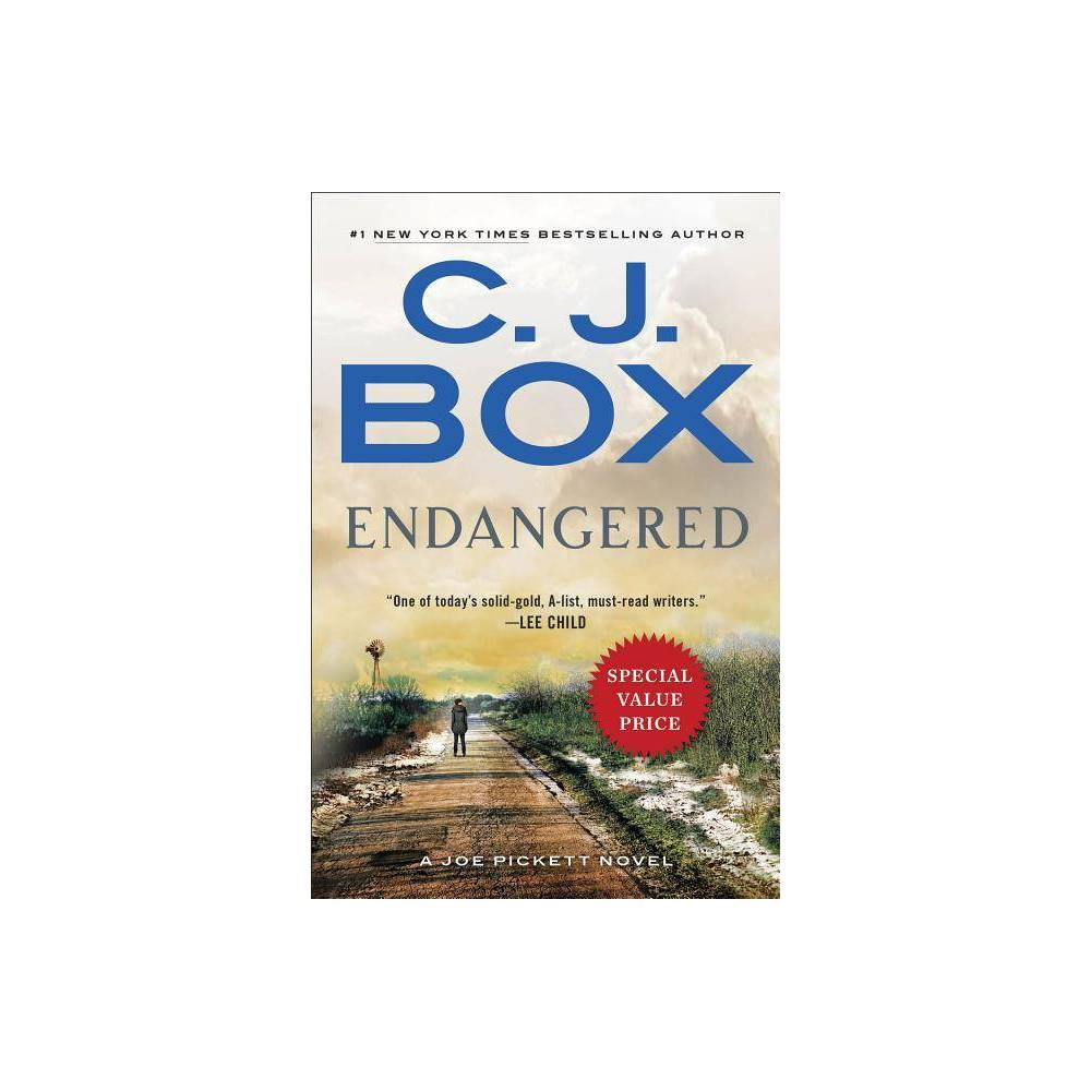 Endangered - (Joe Pickett Novel) by C J Box (Paperback)