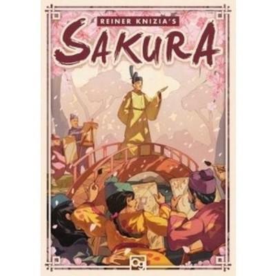 Sakura Board Game