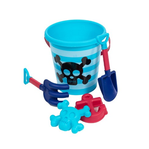 Antsy Pants 5pc Shiver Me Timbers Bucket Set - image 1 of 5