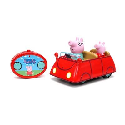 """Peppa Pig Red Car 7"""" RC Car"""