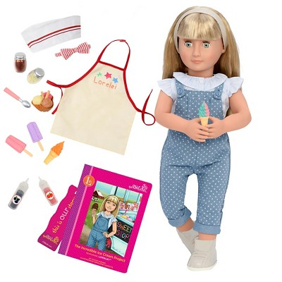 Our Generation® Deluxe Doll - Lorelei™