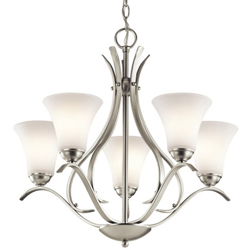 Kichler 43504 Keiran 1-Tier Chandelier with 5 Lights - image 1 of 3