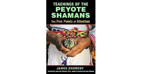 Teachings of the Peyote Shamans : The Five Points of Attention (Paperback) (James Endredy) - image 1 of 1