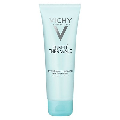 vichy face wash