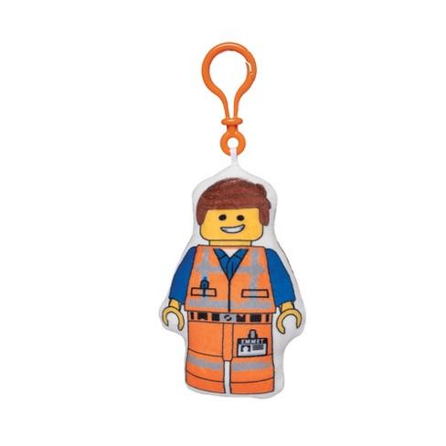 Lego Movie 2 Plush Emmet 2d Clip Accessory Target