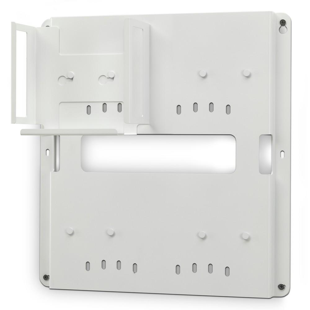 Flexson Wall Mount for Sonos Connect:Amp X4 - White (single)