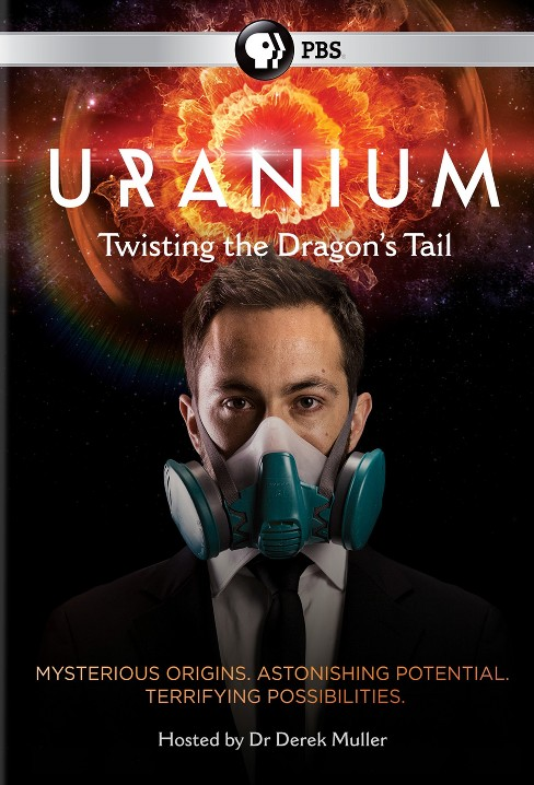Uranium:Twisting the dragon's tail (DVD) - image 1 of 1