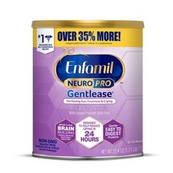 Enfamil NeuroPro Gentlease Infant Formula Powder - 27.4oz