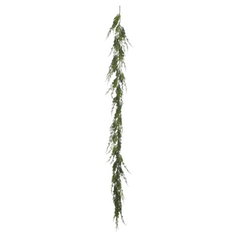 Artificial Monterey Cypress Garland (6') Green - Vickerman - image 1 of 1