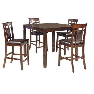 Dining Table Set Brown   Signature Design By Ashley