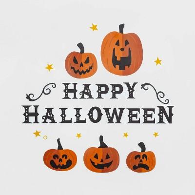 """Happy Halloween Wall Art (27.75""""x9.75"""") - Hyde & EEK! Boutique™"""