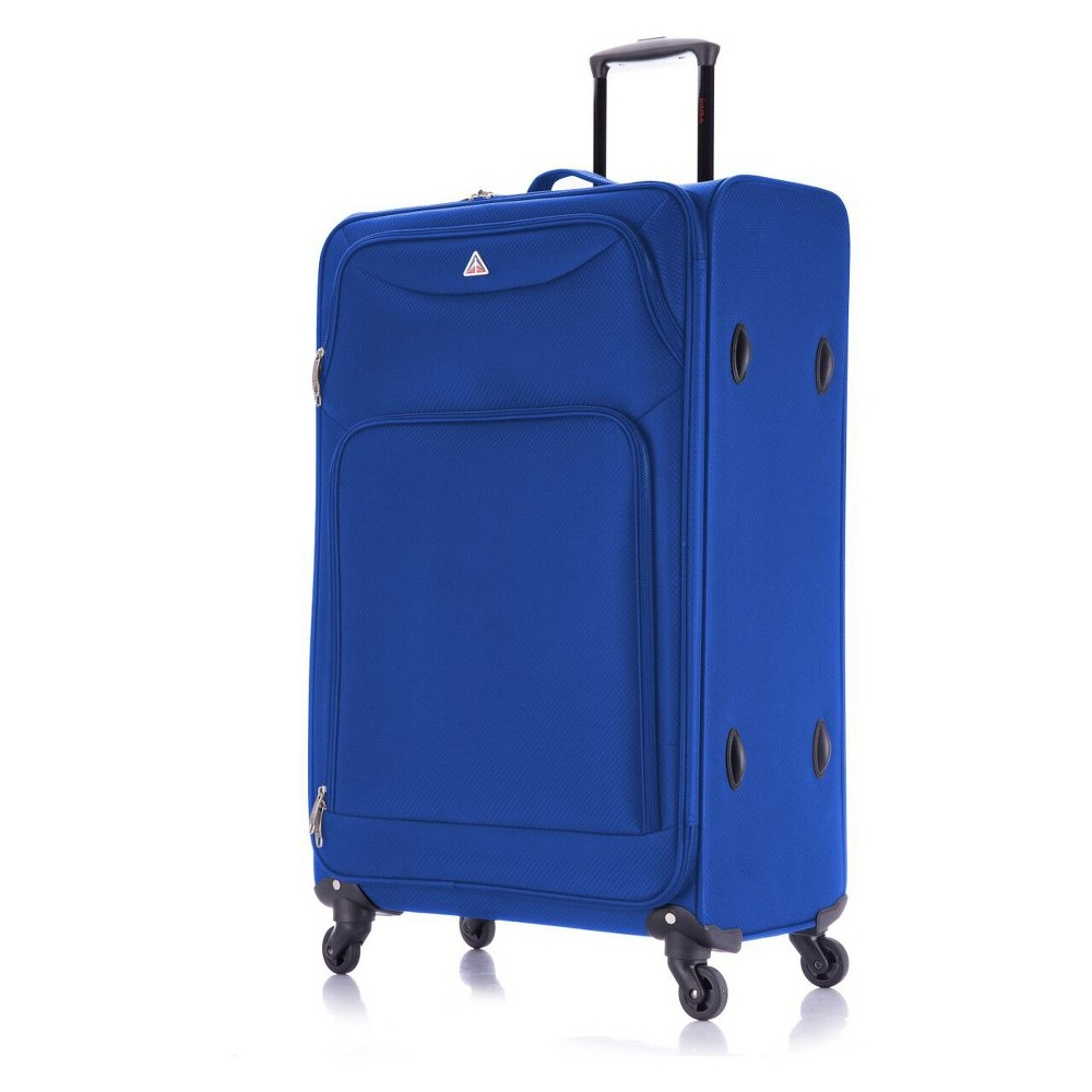 InUSA Light-Fi 28 Spinner Suitcase - Blue