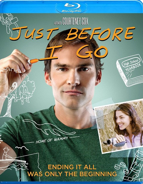 Just Before I Go (Blu-ray) - image 1 of 1