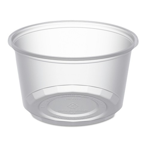 Anchor Packaging MicroLite Deli Tub, 12 oz, Clear, 500/Carton D12CXL - image 1 of 1