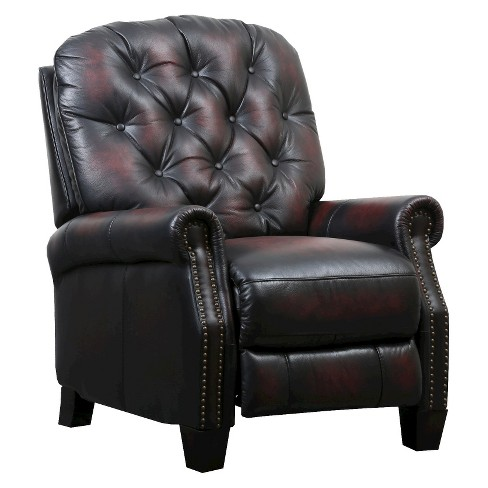 Cole Pushback Recliner - Abbyson Living - image 1 of 6