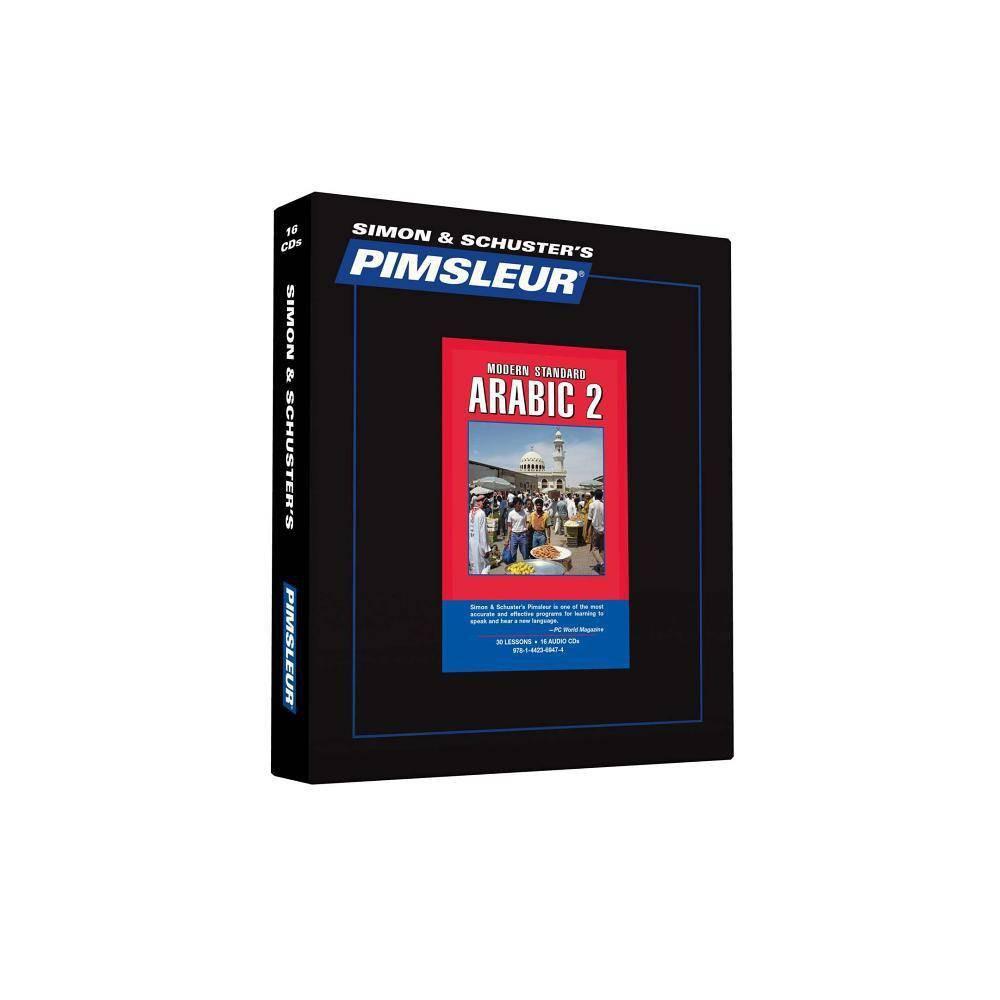 Pimsleur Arabic (Modern Standard) Level 2 CD - (Comprehensive) (AudioCD)