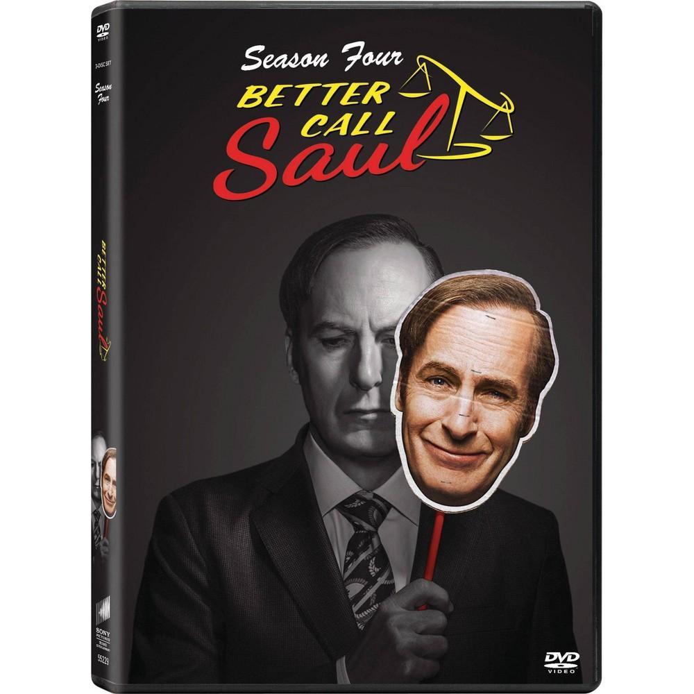 Better Call Saul Season 4 (Dvd)