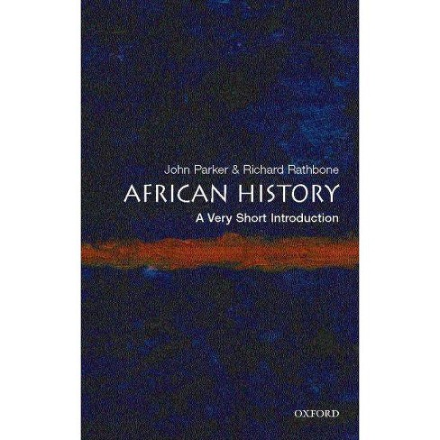 African History: A Very Short Introduction - (Very Short Introductions) (Paperback) - image 1 of 1