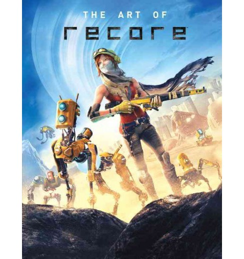 Art of Recore (Hardcover) - image 1 of 1